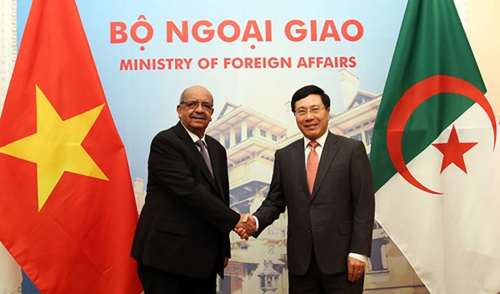 Việt Nam – Algeria: Tạo thuận lợi cho hợp tác thương mại – đầu tư