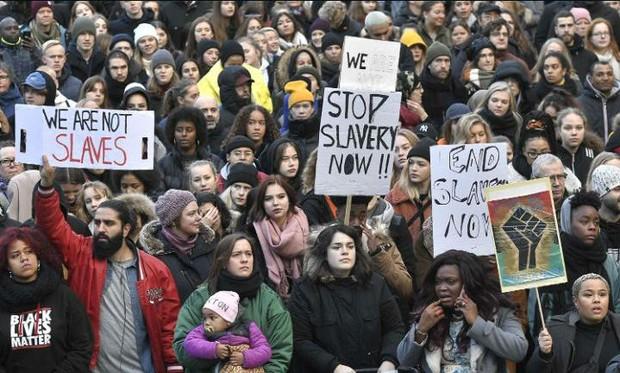 Hơn 40 triệu người đang sống như 'nô lệ hiện đại'