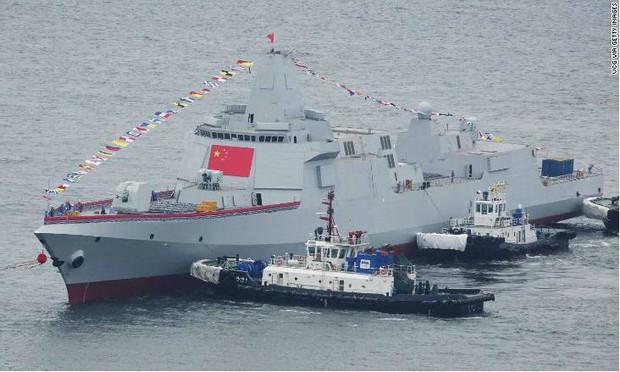 Trung Quốc phô trương sức mạnh hải quân, quyết tâm cạnh tranh với Mỹ