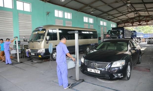 Kiến nghị đơn giản hóa thủ tục kinh doanh dịch vụ kiểm định xe cơ giới