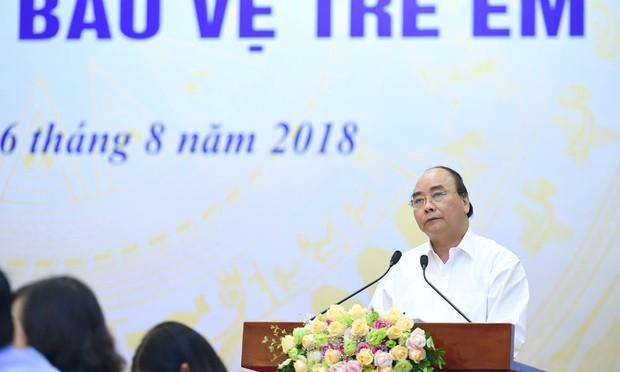 Thủ tướng đề nghị các xã bố trí ngay người làm công tác bảo vệ trẻ em