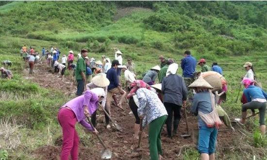 1.400 tỷ đồng hỗ trợ xây dựng nông thôn mới khu vực biên giới