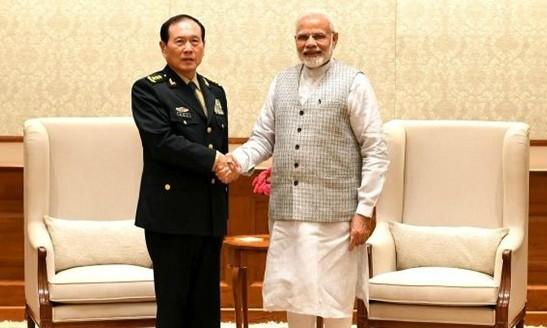 Trung - Ấn tăng cường quan hệ ngoại giao
