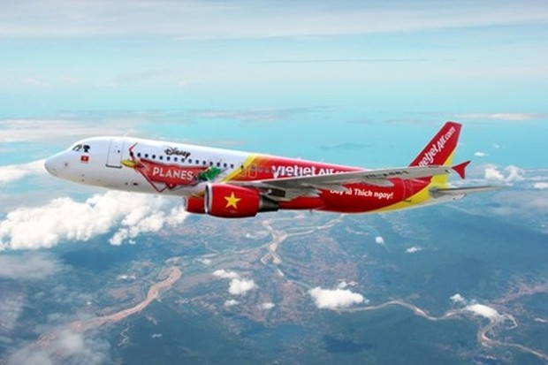 """Vietjet """"lọt"""" top 100 doanh nghiệp nộp thuế lớn nhất Việt Nam"""