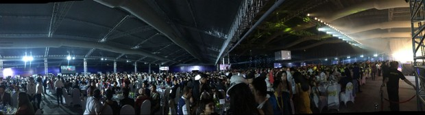 Công ty TNHH Đầu Tư Financial.org Việt Nam tổ chức gala dinner lên đến 8.000 người