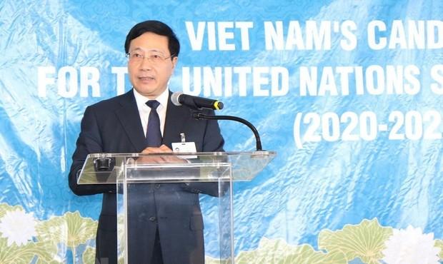Trúng cử, Việt Nam sẽ hoàn thành trọng trách của một thành viên HĐBA LHQ