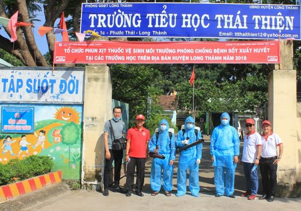 Vedan Việt Nam chung tay bảo vệ môi trường và phòng chống dịch bệnh