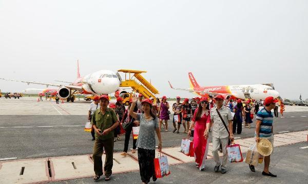 Từ 10-13/10, VietJet Air tặng 700.000 vé tiết kiệm từ 0 đồng