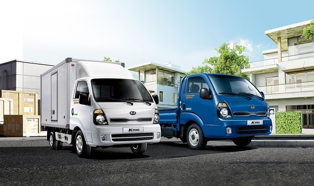 Kia New Frontier: Xe tải nhỏ được khách hàng tin dùng