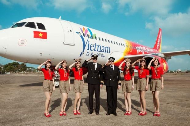 Hàng hàng không VietJet Air được xếp hạng an toàn cao nhất
