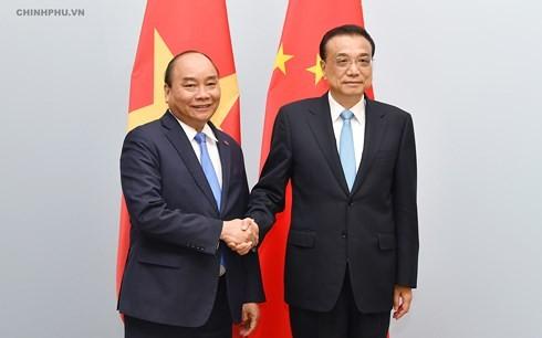 Đề nghị Trung Quốc tạo điều kiện nhập khẩu thuận lợi cho hàng hóa Việt Nam