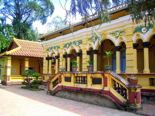 Độc đáo mộc bản chùa Nam Nhã