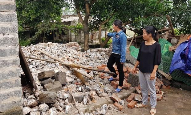 Hà Nội: Thẩm phán chỉ đạo phá nhà gia đình chính sách?