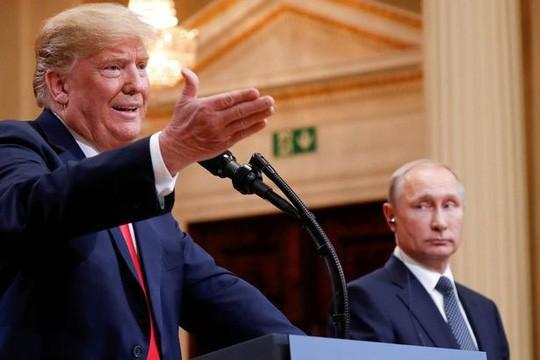 Nga lên tiếng về việc Tổng thống Mỹ hủy cuộc gặp với ông Putin