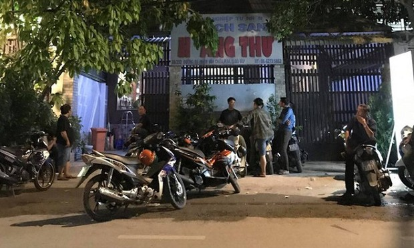 Truy bắt nhóm cướp khống chế nhân viên khách sạn