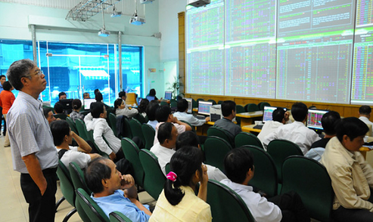 Thị trường chứng khoán phái sinh đã thu hút sự quan tâm