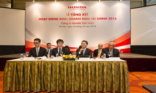 """Năm tài chính 2018: HVN """"gặt hái"""" thành công cả lĩnh vực ô tô và xe máy"""
