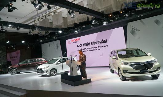 Toyota Việt Nam giới thiệu ba mẫu xe hoàn toàn mới với giá cạnh tranh