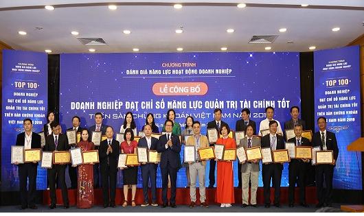 """Chỉ số năng lực quản trị tài chính tốt trên sàn chứng khoán Việt Nam: """"Hàn thử biểu"""" sức khỏe doanh nghiệp"""