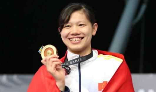 Danh sách vận động viên Việt Nam giành HCV SEA Games 29