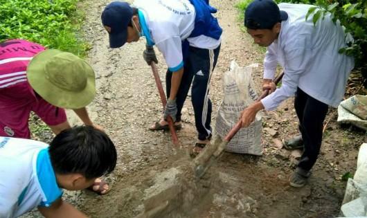 Hoạt động tình nguyện hè TP Cần Thơ tạo giá trị gần 13 tỷ đồng