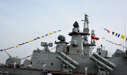 Hải quân Việt Nam trang bị 2 chiến hạm tiêu diệt được mọi loại tàu chiến