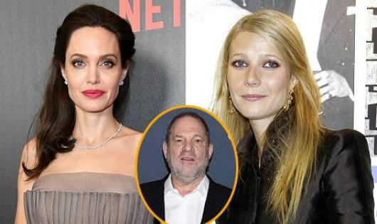 Angelina Jolie, Gwyneth Paltrow tố cáo 'ông trùm' Hollywood quấy rối tình dục