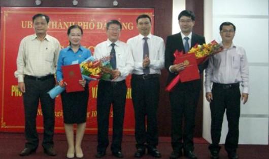 Bổ nhiệm 2 cán bộ tại Đà Nẵng