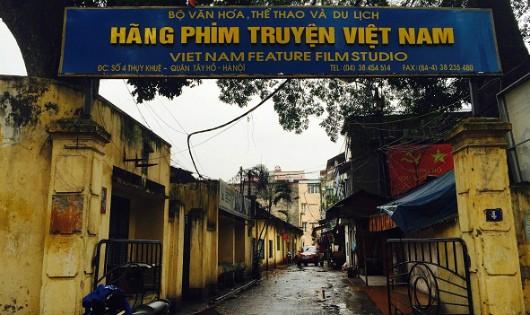Hôm nay bắt đầu thanh tra việc cổ phần hóa Hãng Phim truyện Việt Nam
