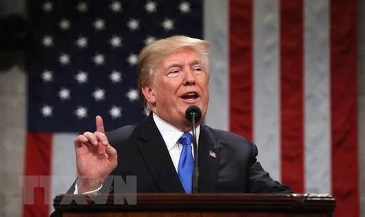 Tổng thống Donald Trump công bố đề xuất ngân sách liên bang