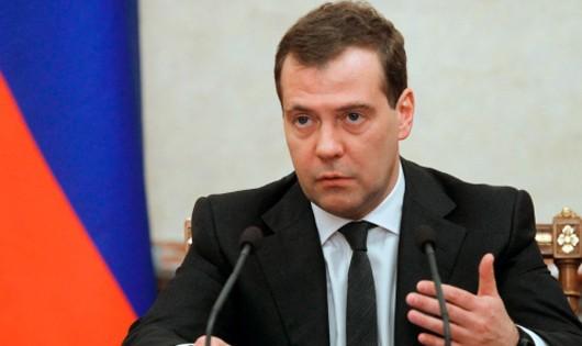 Tổng thống Putin đề cử ông Dmitry Medvedev làm Thủ tướng Nga