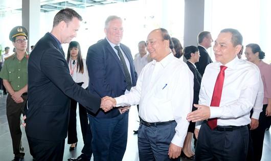 VinFast ra mắt 4 mẫu ô tô thương hiệu Việt vào năm 2019