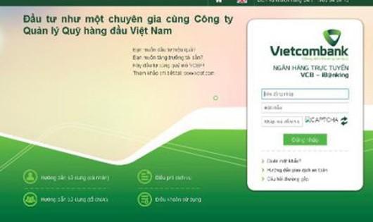 Cảnh báo xuất hiện nhiều website giả mạo các ngân hàng