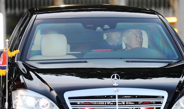 Người tài xế bí ẩn được nhà lãnh đạo Triều Tiên tin tưởng
