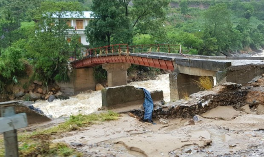 7 người chết, 12 người mất tích do mưa lũ miền núi phía Bắc