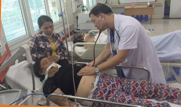 Người phụ nữ Hà Nội đột quỵ do nằm ngủ điều hoà không đúng cách