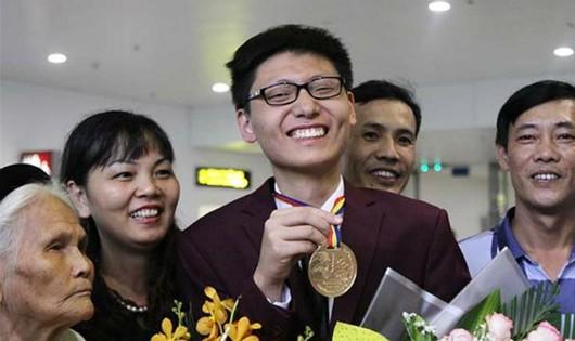 Đoàn Việt Nam giành 6 Huy chương Olympic Toán quốc tế
