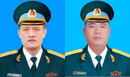 Thủ tướng quyết định cấp Bằng Tổ quốc ghi công cho 2 phi công