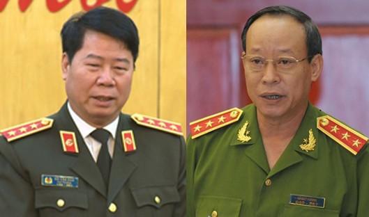 Bổ nhiệm 2 chức danh lãnh đạo thuộc Bộ Công an