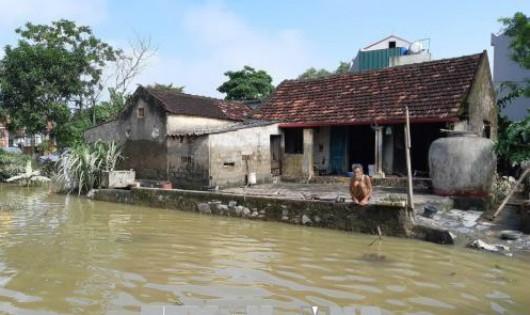 11 người chết, 4 người mất tích do mưa lũ, lốc xoáy