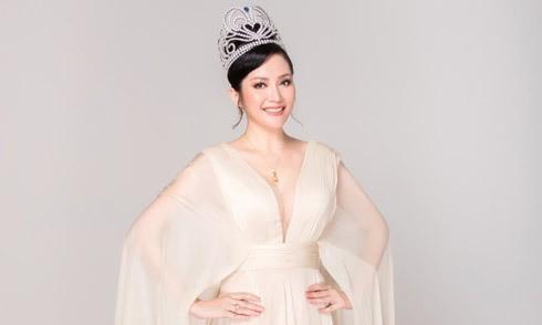 Hoa hậu Thiên Nga chưa có ý định tìm chỗ dựa mới sau cú sốc chồng qua đời