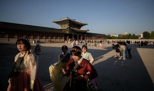 Tết Trung Thu của cô dâu Việt ở Hàn Quốc