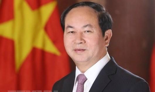 Thủ tướng Trung Quốc chia buồn việc Chủ tịch nước Trần Đại Quang từ trần