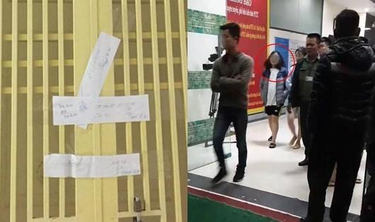 Bất ngờ thông tin liên quan nữ sinh ném con từ tầng 31 Chung cư Linh Đàm