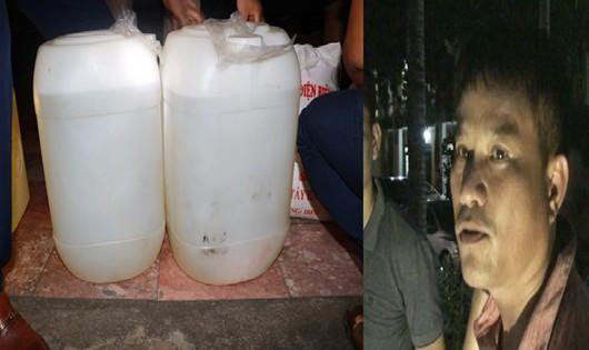 Phá vụ vận chuyển ma túy lớn nhất từ trước tới nay tại Thái Bình