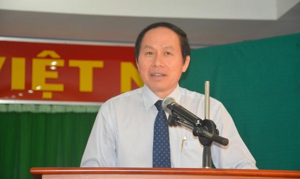 Giới thiệu ông Lê Tiến Châu giữ chức Bí thư Tỉnh ủy Hậu Giang nhiệm kỳ mới