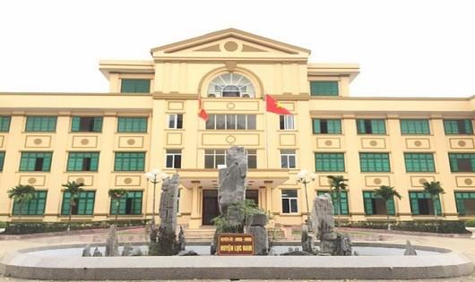 """Lục Nam (Bắc Giang): Ai bảo kê cho Dự án xây dựng được đấu thầu như """"trò hề""""?"""