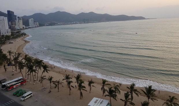 Lộng lẫy tổ hợp chung cư cao cấp khách sạn 5 sao Mường Thanh Viễn Triều- Nha Trang