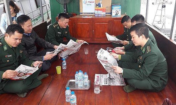Đẩy mạnh tuyên truyền, nâng cao ý thức chấp hành pháp luật vùng biên Quảng Ninh