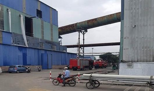 Nổ lớn tại nhà máy thép Cửu Long, 1 người chết, hơn chục người bị thương